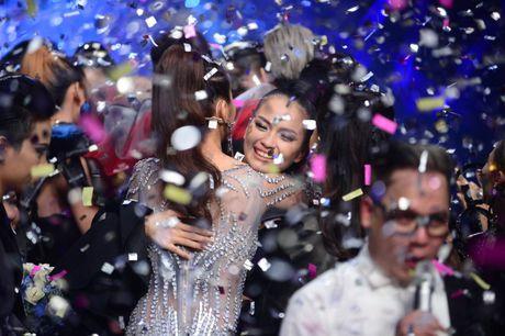 Ngoc Chau tro thanh quan quan Vietnam's next top model 2016 - Anh 3