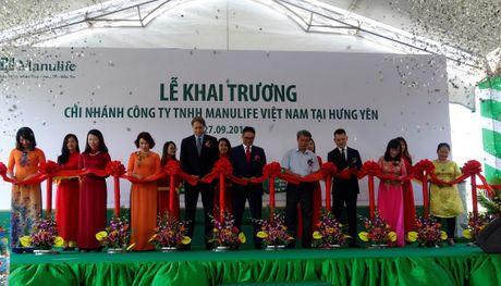 Manulife Viet Nam mo rong mang luoi phuc vu khach hang o Bac Bo - Anh 1
