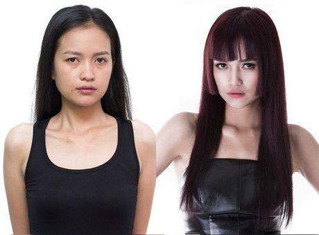 Quan quan Vietnam's Next Top Model mat moc van xinh - Anh 1