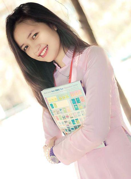 Quan quan Vietnam's Next Top Model mat moc van xinh - Anh 4