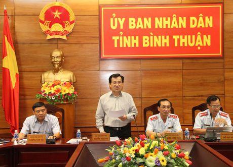 Thanh tra trach nhiem Chu tich UBND tinh Binh Thuan - Anh 2