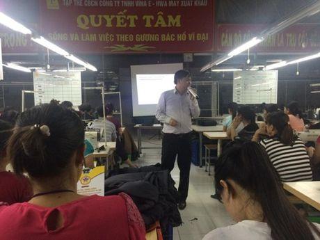 LDLD huyen Gia Lam tuyen truyen cong tac phong chong HIV/AIDS - Anh 1