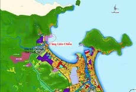 Da Nang se xay dung Cang Lien Chieu tren 32 nghin ty dong - Anh 1
