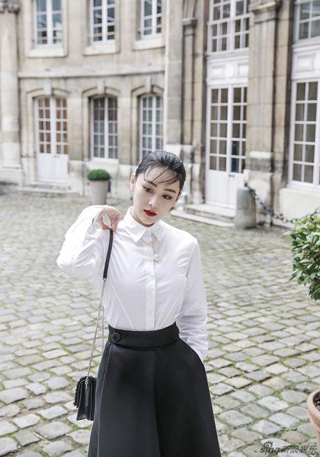 Bang Bang va ban sao do phong cach o Tuan le thoi trang Paris - Anh 4