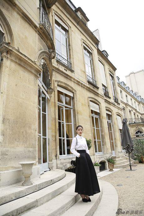 Bang Bang va ban sao do phong cach o Tuan le thoi trang Paris - Anh 5