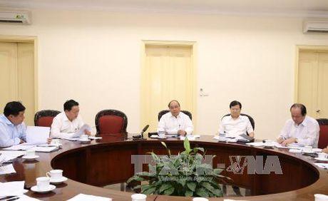 Thu tuong Nguyen Xuan Phuc: Dam bao du dien nang cung cap cho nen kinh te - Anh 1