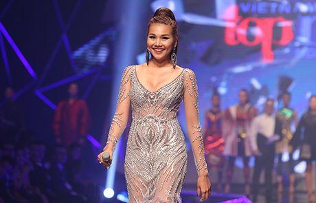 Ngoc Chau dang quang Vietnam's Next Top Model 2016 - Anh 10