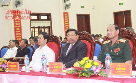 Canh sat PC&CC Nghe An don nhan Huan chuong chien cong hang Ba - Anh 2