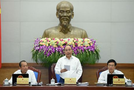 Thu tuong: Tang truong GDP phai dat 6,3-6,5% - Anh 1