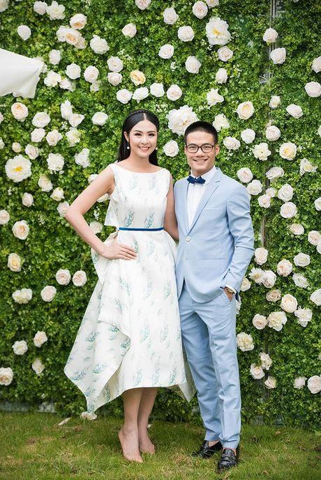 Sau Hoa hau Viet Nam 2016, cac nguoi dep va A hau dat show event hon ca Do My Linh - Anh 1