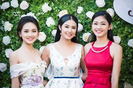 Sau Hoa hau Viet Nam 2016, cac nguoi dep va A hau dat show event hon ca Do My Linh - Anh 5