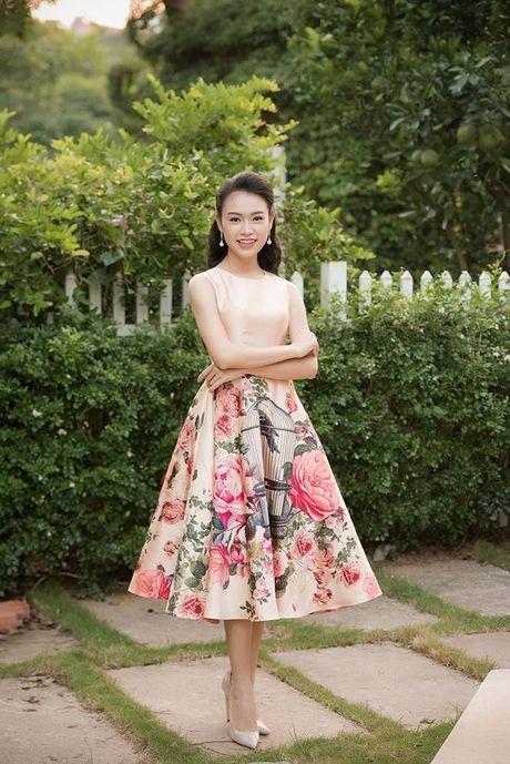 Sau Hoa hau Viet Nam 2016, cac nguoi dep va A hau dat show event hon ca Do My Linh - Anh 6