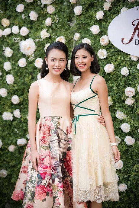 Sau Hoa hau Viet Nam 2016, cac nguoi dep va A hau dat show event hon ca Do My Linh - Anh 8