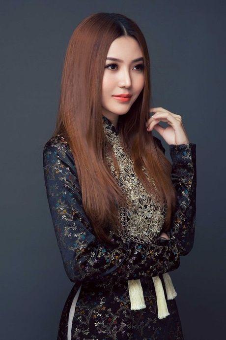 Chiem nguong quoc phuc cua Ngoc Duyen tai 'dau truong' Miss Global Beauty Queen - Anh 10