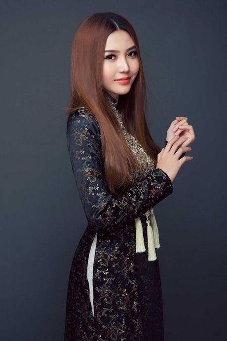 Chiem nguong quoc phuc cua Ngoc Duyen tai 'dau truong' Miss Global Beauty Queen - Anh 7