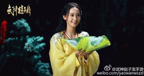 Duong Yen, Trieu Le Dinh, Trinh Sang 'ru nhau' lot vao Top 10 nu than Chau A - Anh 7