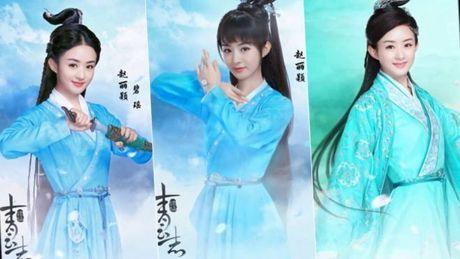Duong Yen, Trieu Le Dinh, Trinh Sang 'ru nhau' lot vao Top 10 nu than Chau A - Anh 8