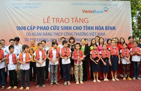 Quy che phoi hop giua Tong LDLDVN va Ngan hang Vietinbank: Giam bot kho khan ve nha o cho nguoi lao dong - Anh 1