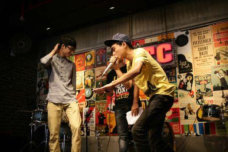 Kich tinh chung ket Giai Beatbox Ha Noi mo rong lan thu 1 - Anh 1
