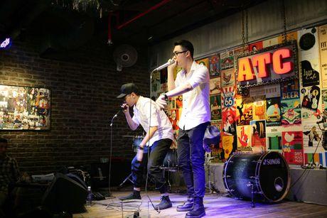 Kich tinh chung ket Giai Beatbox Ha Noi mo rong lan thu 1 - Anh 2