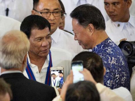 Ong Duterte can gi o Trung Quoc? - Anh 2
