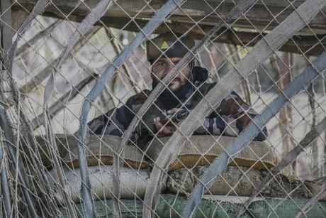 An Do, Pakistan dau sung tai Kashmir - Anh 2