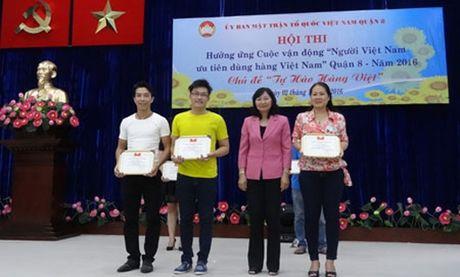 Khai mac Hoi thi 'Tu hao hang Viet' - Anh 1