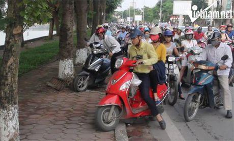 1 pho chu tich TP lam tong cong trinh su giam tac duong? - Anh 1