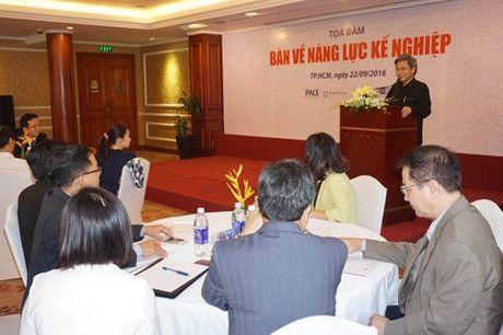 Dao tao nguoi ke nghiep: Bai toan kho cua doanh nghiep Viet - Anh 1