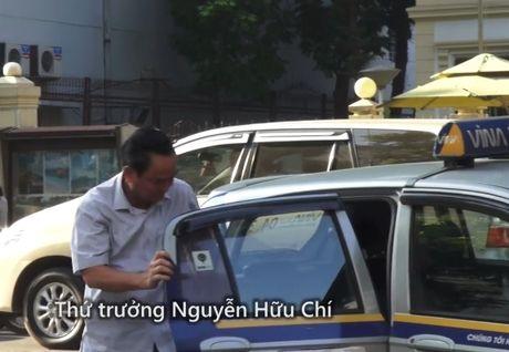 Cac Thu truong Bo Tai chinh di lam bang taxi, xe ca nhan - Anh 1
