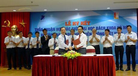 VNPT hop tac voi Dai hoc Bach khoa Ha Noi xay dung phong Lab - Anh 1