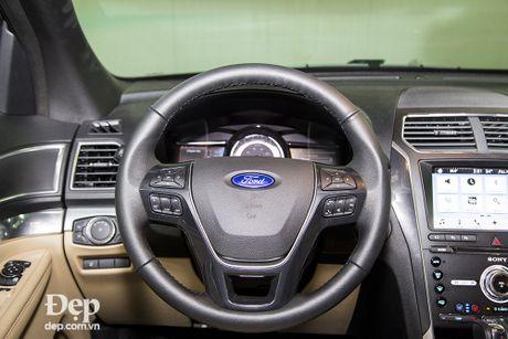 'Xem trom' chiec xe dat nhat cua Ford Viet Nam sap ra mat tai VMS - Anh 20