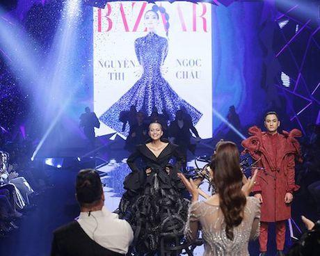 Vietnam's Next Top Model: Vi sao co gai cao 1m54 khong the la quan quan? - Anh 1