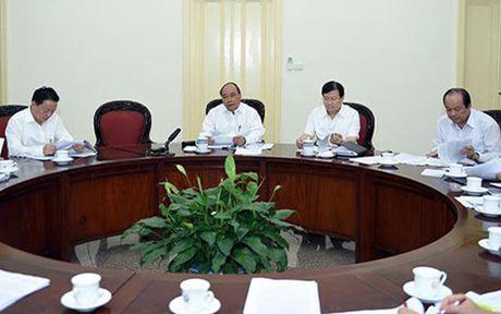 Thu tuong Nguyen Xuan Phuc: Khong de thieu dien cho phat trien - Anh 1