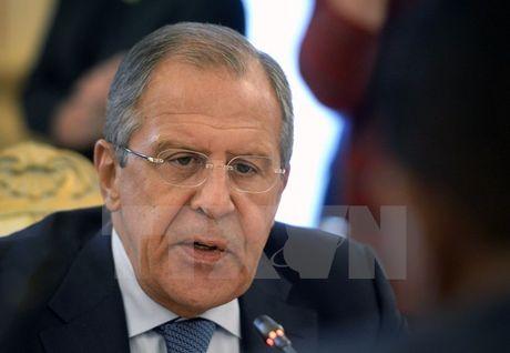 Ngoai truong Nga canh bao kich ban vu luc cho van de Syria - Anh 1