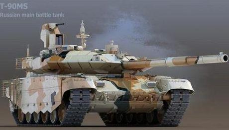 Bat bai truoc TOW o Syria, Viet Nam mua hang tram T-90MS? - Anh 1