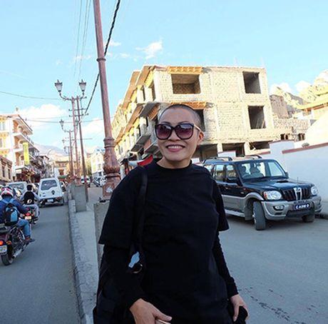 Phuong Thanh quyet dem dau troc len san khau, khong doi toc gia - Anh 2