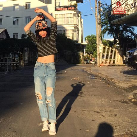 Cuoc song cua Hoa Minzy thay doi the nao sau chia tay ban trai? - Anh 16