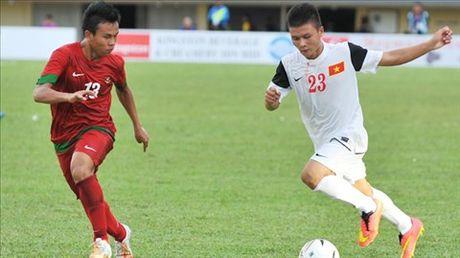 'U19 Viet Nam co diem manh hon lua Cong Phuong, Tuan Anh' - Anh 1