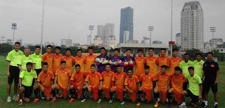 'U19 Viet Nam co diem manh hon lua Cong Phuong, Tuan Anh' - Anh 2