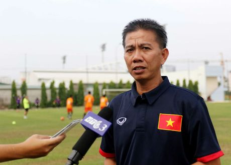 HLV U19 Viet Nam tu tin hieu ro ve CHDCND Trieu Tien - Anh 1
