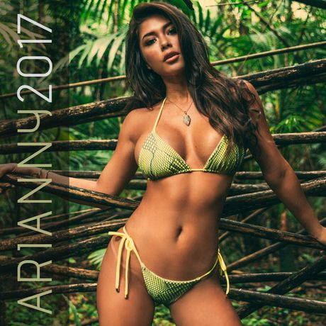Top 20 nang Ring-girl sexy nhat the gioi (Ki 14): Arianny Celeste - Anh 8