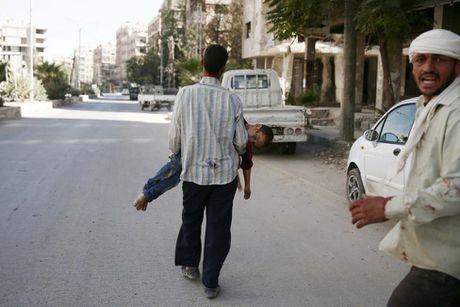 Nhung cuoc khong kich du doi vao vung noi day Syria - Anh 3