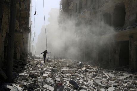 Nhung cuoc khong kich du doi vao vung noi day Syria - Anh 6