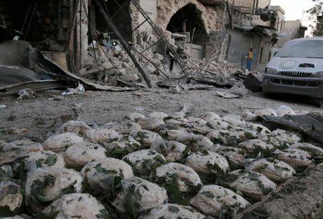 Nhung cuoc khong kich du doi vao vung noi day Syria - Anh 8