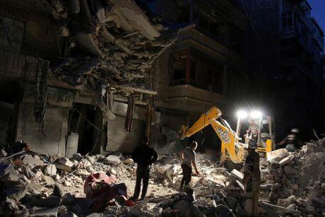 Nhung cuoc khong kich du doi vao vung noi day Syria - Anh 9