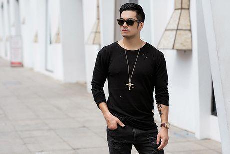 Nam than 'Truy sat' Thien Nguyen ca tinh voi sac den - Anh 7