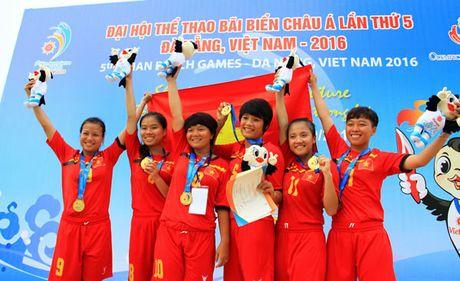 Be mac Dai hoi The thao Bai bien Chau A lan thu 5 - nam 2016: Dau an Da Nang! - Anh 5