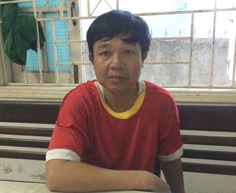 Bat doi tuong dot nhap San bay Da Nang pha ket sat - Anh 3