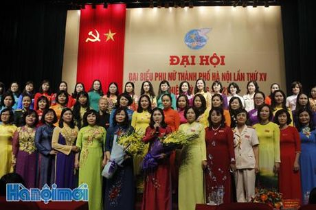 Dong chi Tran Thi Phuong Hoa tiep tuc giu chuc Chu tich Hoi - Anh 2